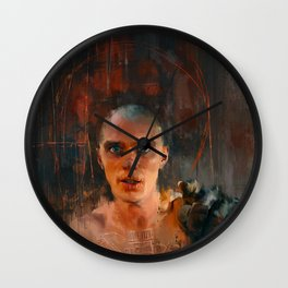 Nux Mad Max Wall Clock
