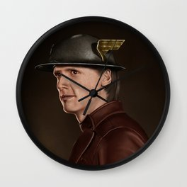 Jay Garrick (The Flash) Wall Clock