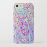 blur iPhone & iPod Cases featuring BLUR by yogirlkass