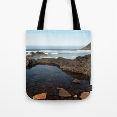 Cape Perpetua Tide Pool Tote Bag