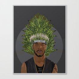 INDICUDI Canvas Print
