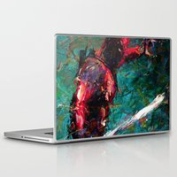 sword Laptop & iPad Skins featuring SWORD DP by DITO SUGITO