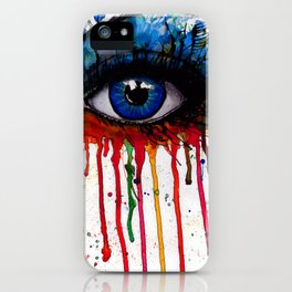 See My Soul iPhone Case