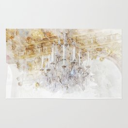 Palace Chandelier 2 Rug