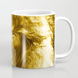 White Snake Coffee Mug