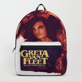 greta van fleet band tour Backpack