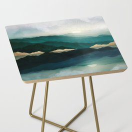 Waters Edge Reflection Side Table