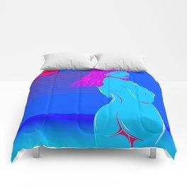 Night Bath Comforters