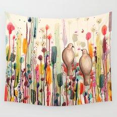 l'un pour l'autre Wall Tapestry