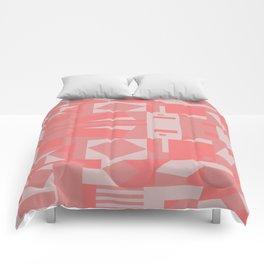 pinkie dink Comforters