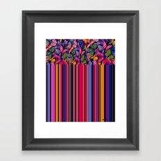 leptiri Framed Art Print