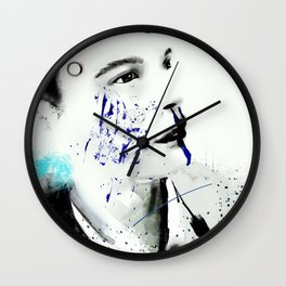 Detroit Become Human: Connor RK800 Wall Clock