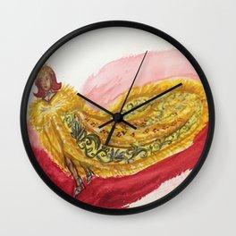 Rihanna Met Gala Wall Clock