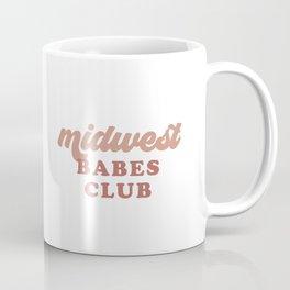 Midwest Babes Club Coffee Mug