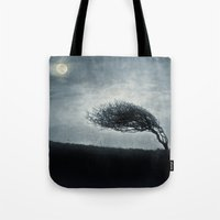 earthbound Tote Bags featuring Unrequited love.... by Pauline Fowler ( Polly470 )