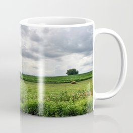 Country Landscape Coffee Mug