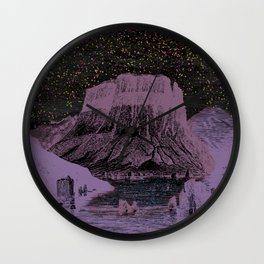The Stars are out tonight Wall Clock