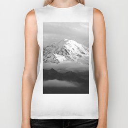Marvelous Mount Rainier Biker Tank