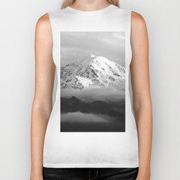Marvelous Mount Rainier Biker Tank