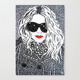 CHIC Canvas Print