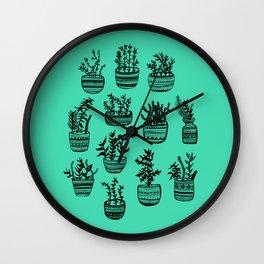 Grow Up Wall Clock
