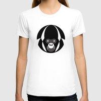gorilla T-shirts featuring Gorilla by Alvaro Tapia Hidalgo