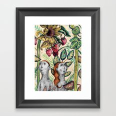 And Eve Framed Art Print