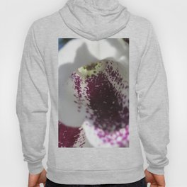 Up Close Digitalis Hoody