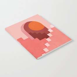 Abstraction_SUN_Architecture_Minimalism_001 Notebook