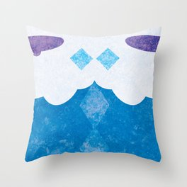 584 Throw Pillow