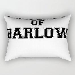 Property of BARLOW Rectangular Pillow