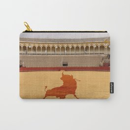 Seville bull Carry-All Pouch