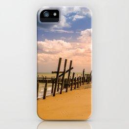 Beach in Summer iPhone Case