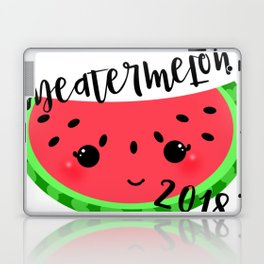 Meatermelon 2018 Laptop & iPad Skin