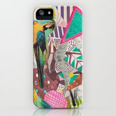TROPICANA MACAW  Slim Case iPhone (5, 5s)
