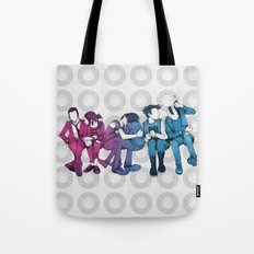 Young, Loud & Snotty Tote Bag
