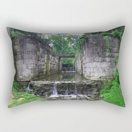 Legendary Fusion Rectangular Pillow