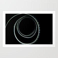 Spinner Art Print