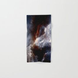 Dust, hydrogen, helium and other ionized gases Hand & Bath Towel
