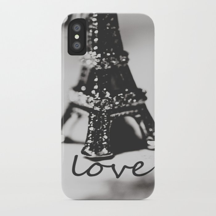On my way to Love iPhone Case