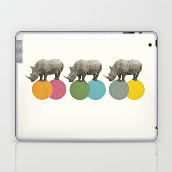 Rambling Rhinos Laptop & iPad Skin