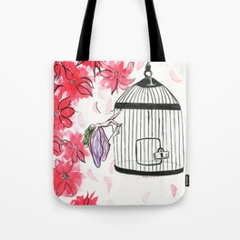 Can't cage magic Tote Bag