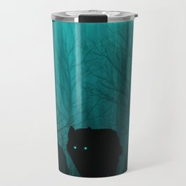 Wolf Pass Travel Mug