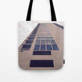 Artificial Building Tote Bag