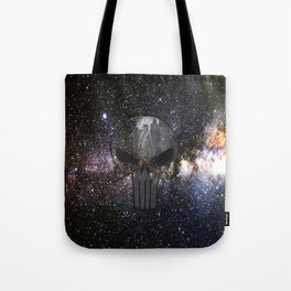 punisher Tote Bag