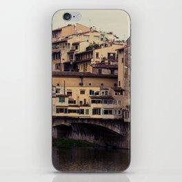 Ponte Vecchio  iPhone Skin