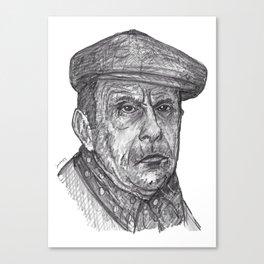 Victor Meldrew Canvas Print