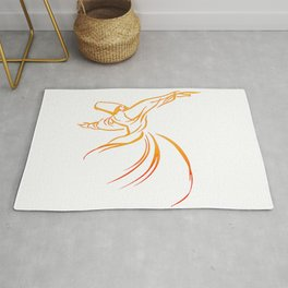 Sema The Dance Of The Whirling Dervish Rug
