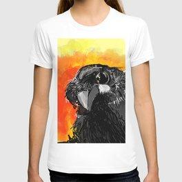 Curious Crow T-shirt