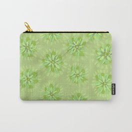 Pear Petal Rose Carry-All Pouch